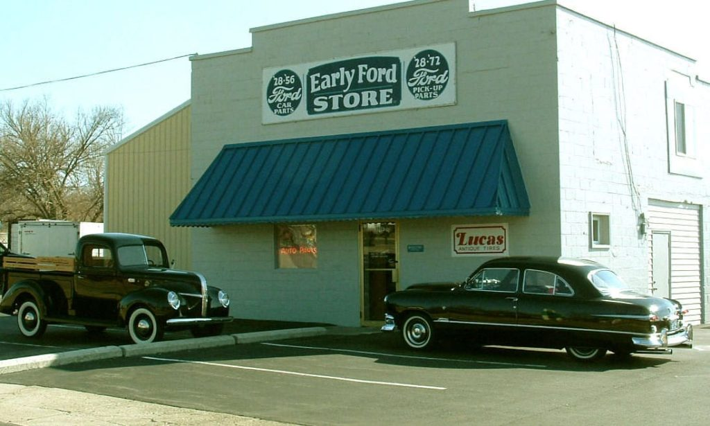 Midwest Early Ford Parts For Vintage Cars And Trucks